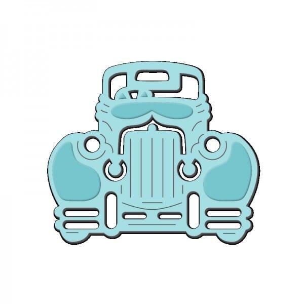 Sue Dix Designs - Vintage Car Mini Dies