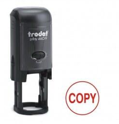 Trodat Circular Word Stamp - Copy