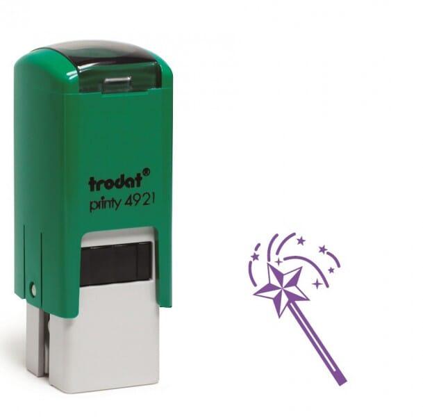 Trodat Printy 4921 - Magic wand - violet