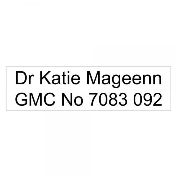 General Medical Stamp