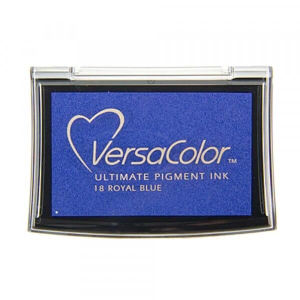 Tsukineko - Royal Blue Versacolor Pad