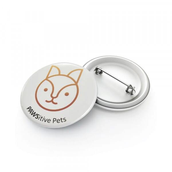 Button Badges - 25mm