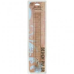 Tim Holtz idea-ology - Design Ruler
