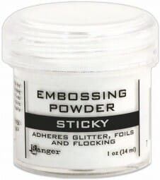 Ranger Ink - Sticky Embossing Powder 1 oz.
