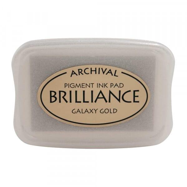 Tsukineko - Galaxy Gold Brilliance Pad