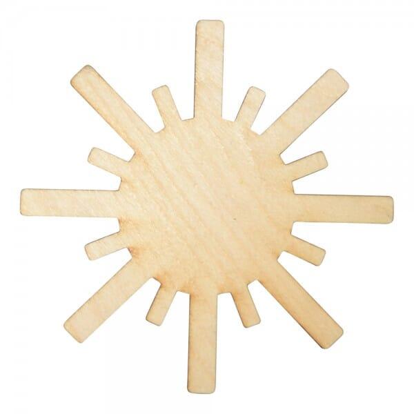 Craft Shapes - Sun