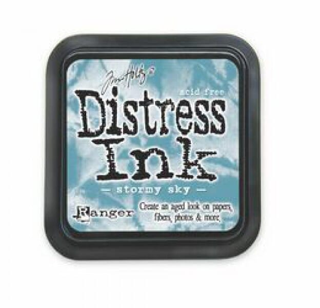 Ranger Ink - Stormy Sky Distress Pad
