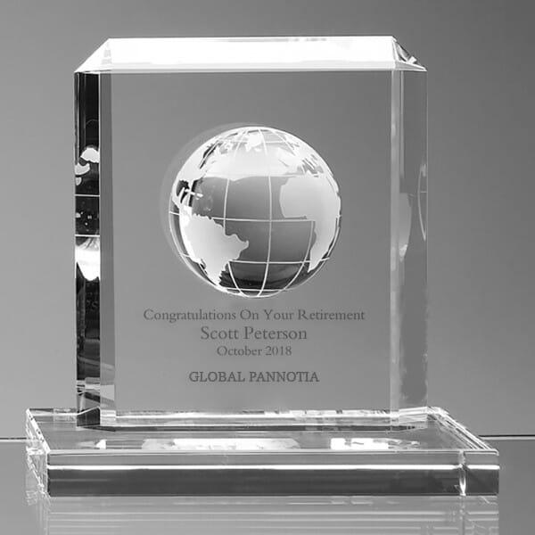 Globe Award - Retirement