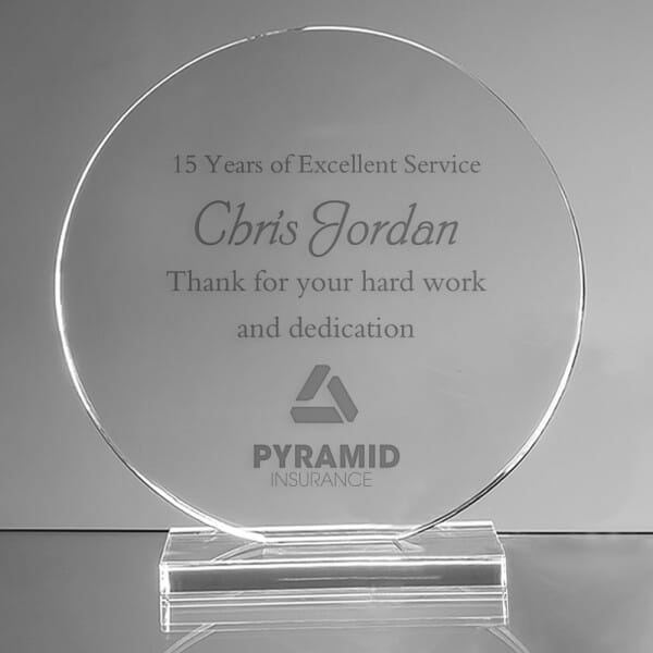 Custom Service Award