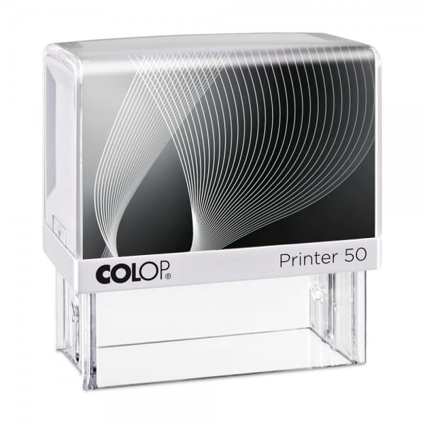 Colop Printer 50 69 x 30 mm - 7 lines