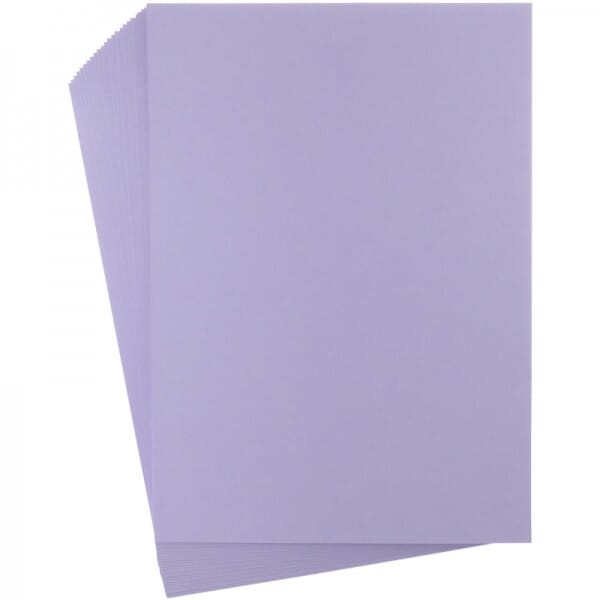 Sweet Dixie - Lavender Card Stock