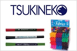 Tsukineko Pens and Markers