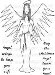 Lindsay Mason Designs - Doo Lally Pip Angel Wings
