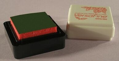 Tsukineko - Olympia Green Versafine Small Pad
