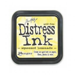 Ranger Ink - Squeezed Lemonade Distress Ink Pads