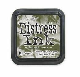 Ranger Ink - Forest Moss Distress Pad