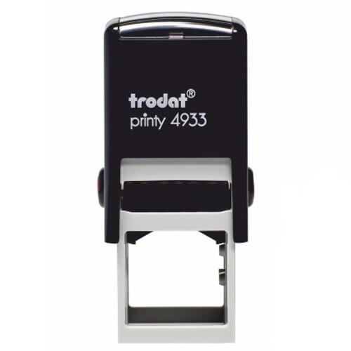 Teacher Marking Stamp - Think Positive - Printy 4933