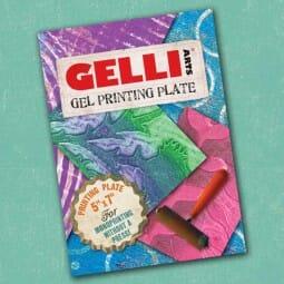 Gelli Arts - Gelli Plate 5x7 inch