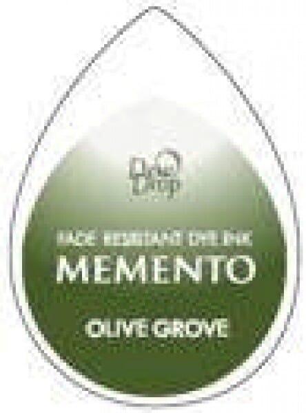 Tsukineko - Olive Grove Memento Dew Drop Pad