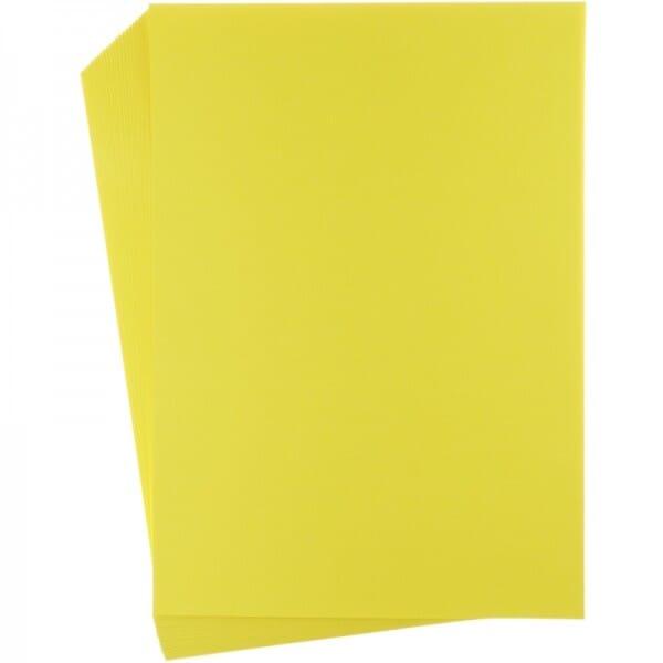 Sweet Dixie - Lemon Card Stock A4