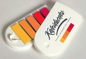 Tsukineko - Desert Heat Kaleidacolor Ink Pad