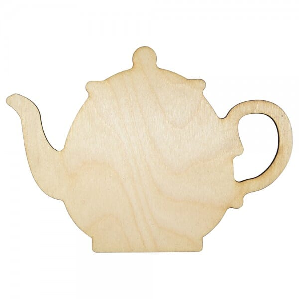Craft Shapes - Teapot