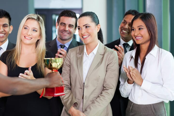 3 Benefits of Employee Awards