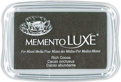 Tsukineko - Memento Luxe Rich Cocoa