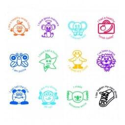 "Teachers' Stamps - Box ""Pre-school awareness"""