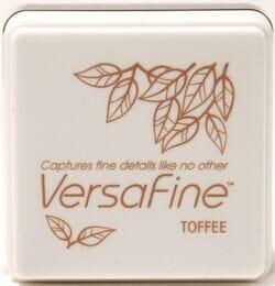 Tsukineko - Toffee Versafine Small Pad