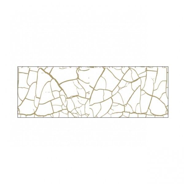 Little B - Little B Gold Crackle 15mm x 20m Tape
