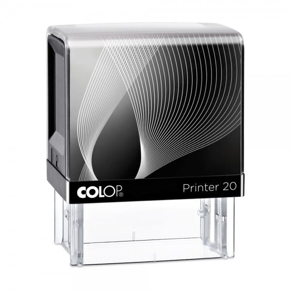Colop Printer 20 38 x 14 mm - 3 lines