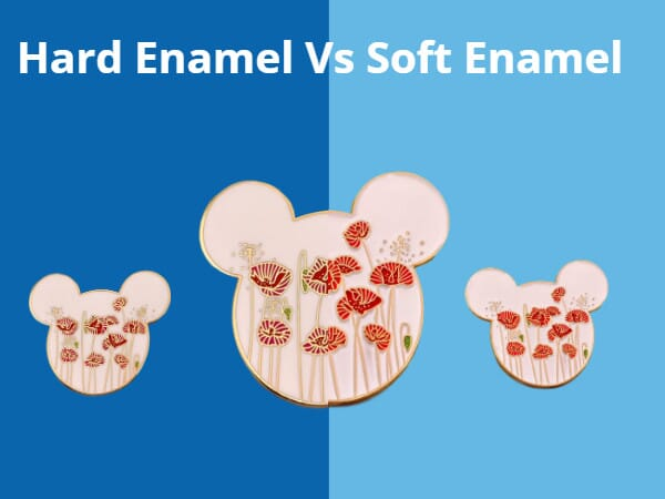 Soft Enamel Vs Hard Enamel - Which is right for you