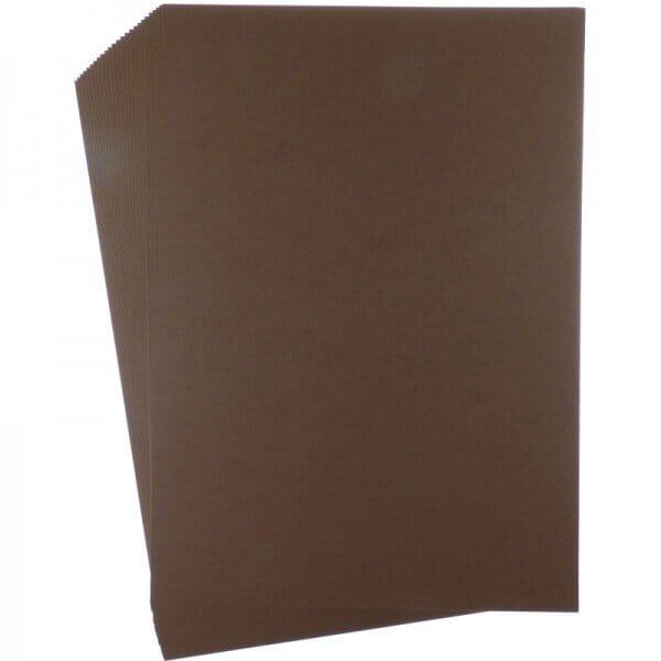 Sweet Dixie - Chocolate Card Stock