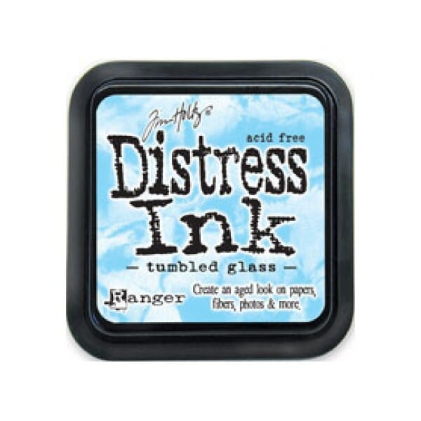 Ranger Ink - Tumbled Glass Distress Pad