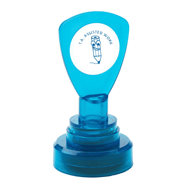 Teachers' Motivation Stamp - T.A. Assisted Work