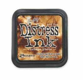 Ranger Ink - BS Vintage Photo Distress Ink Pad