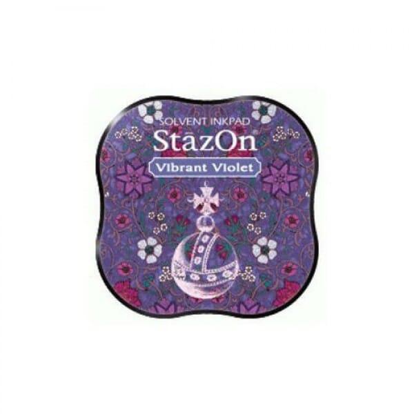 Tsukineko - Stazon Midi Pad Vibrant Violet