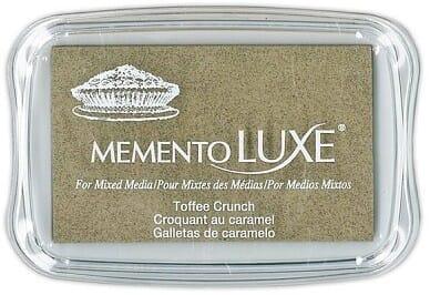 Tsukineko - Memento Luxe Toffee Crunch