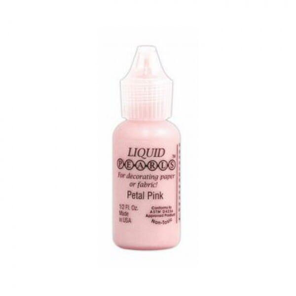 Ranger Ink - Liquid Pearls - Petal Pink
