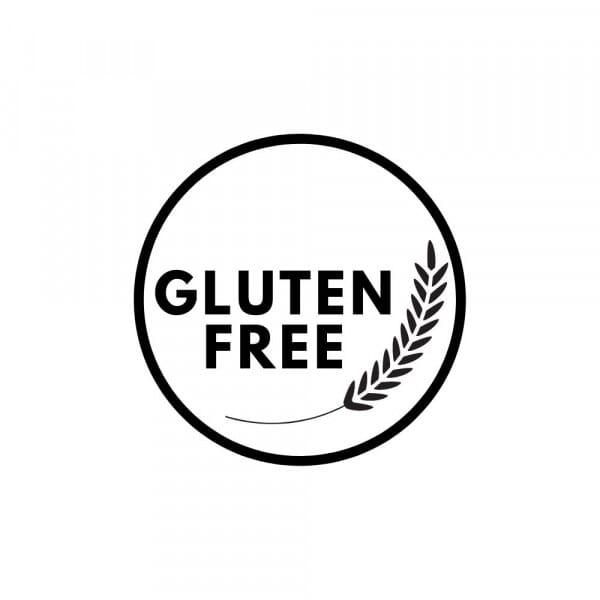 Gluten Free Packaging Stamp