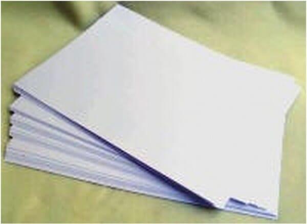 Sweet Dixie - A4 White Card 300 gsm (10)