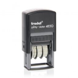 Trodat EcoPrinty 4850L2 - Paid + 3.8 mm date
