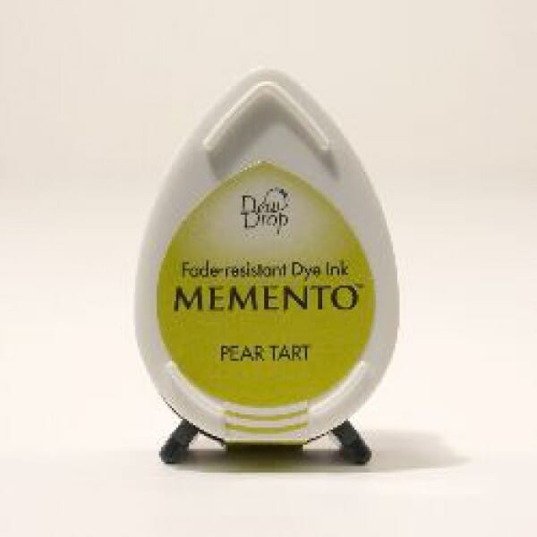 Tsukineko - Pear Tart Memento Dew Drop Pad
