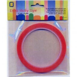 JEJE Peel-offs - Extra Sticky Double Sided Tape 6mm