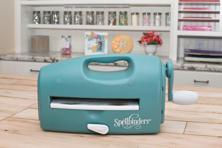 Spellbinders - Spellbinders Grand Calibur - Teal