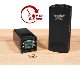 Dryteq Quick Drying Marker Stamp
