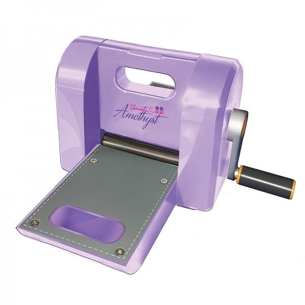 Sweet Dixie Amethyst Die Cutting and Embossing Machine