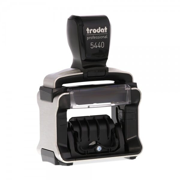 Trodat Professional Line 5440L - Received/paid/faxed/ posted + 4 mm date
