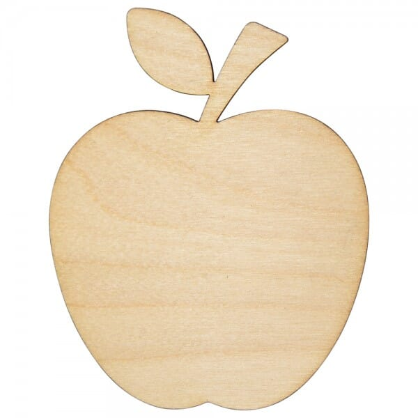 Craft Shapes - Apple